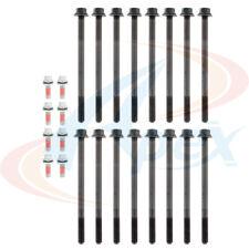 Engine Cylinder Head Bolt Set Apex Automobile Parts AHB274