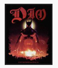 Dio The Last In Line Woven Patch D054P Iron Maiden Judas Priest Black Sabbath