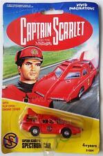 '93 Vivid Imaginations CAPTAIN SCARLET & MYSTERONS SPECTRUM CAR 1:64 Scale Model