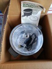 Presto # 06000 6 Qt Electric Kitchen Kettle MULTI COOKER STEAMER USA Open Box