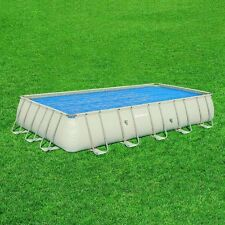 6.30m x 3.35m COVER FOR BESTWAY 6.71m x 3.66m x 1.32m RECTANGULAR SWIMMING POOL