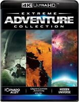 Extreme Adventure Collection [New 4K UHD Blu-ray] 4K Mastering, Snap Case