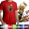 Mens Women Unisex Tee T-Shirt The Legend of Zelda Tri Force Heroes Stalchampion
