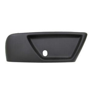 OEM GM Passenger Side Seat Handle Bezel Cover 05-09 Envoy Trailblazer 89042244
