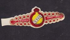 Ancienne  Bague  de Cigare  Cigar Labels  BN45132 Roméo et Juliette Bilbao