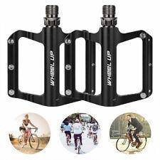 2PCS Bike Pedals Cycling Mountain MTB /BMX Bicycle Sealed Bearing Flat-Platform