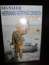 DRAGON Signaler - Hermann Goering Division, Tunisia 1943 1608  NEW Sealed