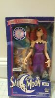 "Sailor Moon Queen Beryl Deluxe Adventure 11.5"" Doll Irwin RARE with cassette"