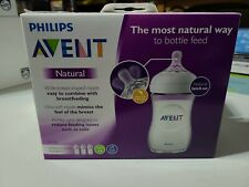 Philips Avent Natural Baby Bottle 3 Pack 9oz Soft Nipple...
