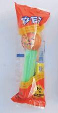 Pez Dispenser PUMPKIN Halloweeen NEW Hungary Orange Jack-O-Lantern Sealed USA