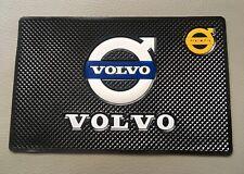 Volvo Logo Anti Slip Dashboard Mat Non-Slip sticky holder mobile phone