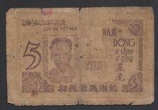 A416 Vietnam 5 dong 1946