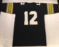 Vintage 70's Terry Bradshaw Pittsburgh Steelers Jersey Medium, Rawlings?