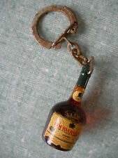 PORTE CLEF MINIATURE : BOUTEILLE COGNAC COURVOISIER VSOP – ALCOOL DIGESTIF