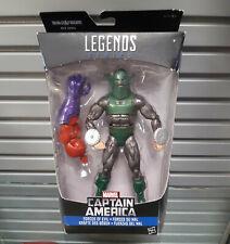 "Marvel Legends Captain America FORCES OF EVIL Whirlwind 6"" Villain Figure toy"