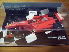 1/43 Ferrari 1998 F300 Eddie Irvine