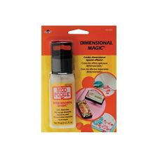 MOD PODGE DIMENSIONAL MAGIC 2oz BOTTLE GLOSSY CREATE BEADS EMBELLISHMENTS CRAFT