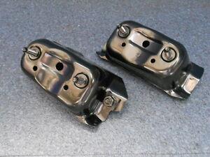 BMW E36 Reparaturblech Stabilisator Vorderachse rechts links Reparatursatz 3er