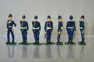 REPLICA MODELS PATRICK CAMPBELL BRITAINS COUNTY INFANTRY VOLUNTEERS x 7 mv
