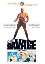 "DOC SAVAGE THE MAN OF BRONZE(1975)LBX ""GEORGE PAL"" (WARNER ARCHIVE DVD)"