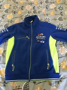 Suzuki Ecstar Racing Team Zip Up, Ladies Medium
