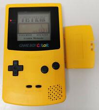 Nintendo Game Boy Color gelb