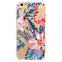 3D Cute Cartoon Flamingo Bird Case Cover Phone Protector For Apple iPhone 5/6s
