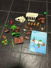 Playmobil 3040 Jungle dinosaurus skelet + handleiding