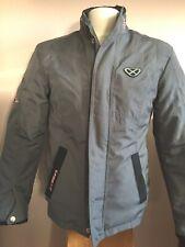 NIRVANA Ixon - Blouson Textile Renforts Moto Femme Gris - Taille 36 - Neuf