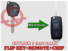 NEW Syle Flip key remote with chip for Suzuki swift sx4  05-10 KSB5