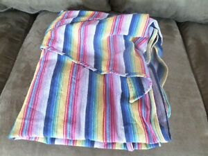 Storchenwiege woven baby wearing wrap carrier 4.1m Inka from Germany 100% cotton