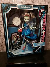 THREADARELLA FRANKIE STEIN A MONSTER HIGH STORY DOLL  MATTEL X4486 NRFB