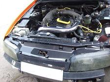 CARBON FIBER SPEC-1 GARAGE DEFEND COOLING PANEL PLATE FOR NISSAN R33 GTS GTST