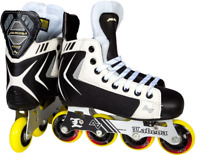 Alkali RPD Lite Adjustable Junior Inline Roller Hockey Skates