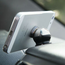New Rotating 360° Magnetic Mount Car Dash Mobile Holder / Hold Phone For GPS UK