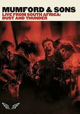 MUMFORD & SONS - LIVE IN SOUTH AFRICA: DUST AND THUNDER   DVD NEU