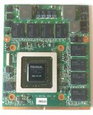 Notebook Grafikkarte   NVIDIA GeForce GTX 260M  1GB DDR3 MXM 3.0 G92-751-B1