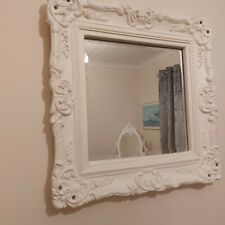 Style Vintage Baroque Shabby Chic miroir.