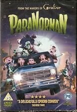 "PARANORMAN - From The Makers of ""CAROLINE"" (NEW/SEALED DVD 2013)"