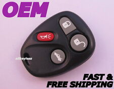 Original GM SATURN ION keyless entry remote fob transmitter 10357131 OEM