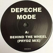 DEPECHE MODE - BEHIND THE WHEEL ( ERIC PRYDZ RMX ) NEU