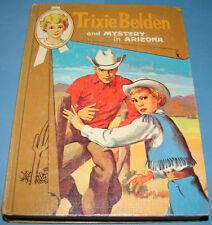 Trixie Belden #6 Mystery in Arizona 1958