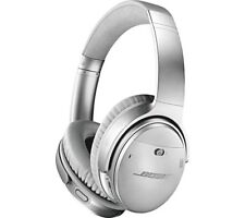 [New] Bose QuietComfort 35 II Silver Over the Head Headsets