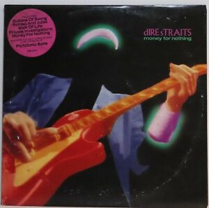 "Dire Straits ""Money for Nothing"" Australasia Press. 1988, Vertigo Label (N Mint)"