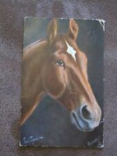 Horse Raphael Tuck & Sons Single Collectable Postcards