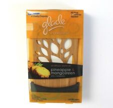 Glade Expressions Oil Diffuser Starter Kit Pineapple & Mangosteen