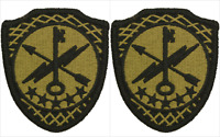 2 Pack U.S. Army 780th Military Intelligence Brigade OCP Hook Military Patches