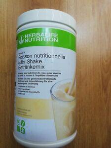 Boisson nutritionnelle Formula 1 herbalife (vanille)  780G