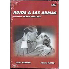 Adiós a las armas (1932) (DVD Nuevo)