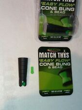 """cone """"match this bung & bead"""""""